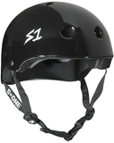 S-One - S1 Lifer Series Helmet Black Gloss