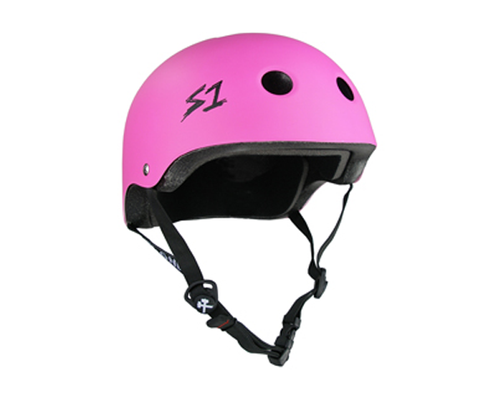 S-One - S1 Lifer Series Helmet Pink Matte
