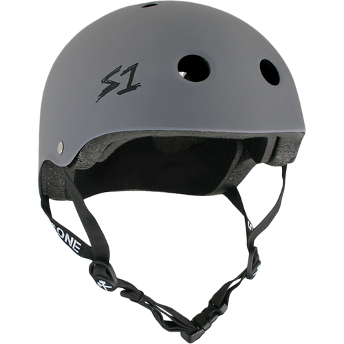 S-One - S1 Lifer Series Helmet Grey Matte