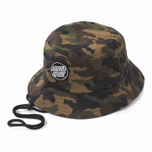 Santa Cruz - Aptos 2 Bucket Hat Camo
