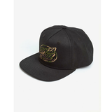 Santa Cruz - Camo Oval Dot Sapback Hat Black