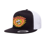 Santa Cruz - Crocktail Trucker Hat Black/White