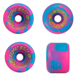 Santa Cruz - Slime Balls Vomit Mini Blue Pink Swirl 56mm 97a