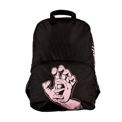 Santa Cruz - Screaming Hand Backpack Black