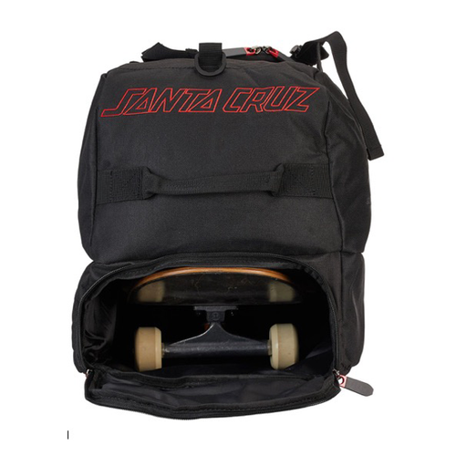 Santa Cruz - Skateboard Drifter Backpack Black