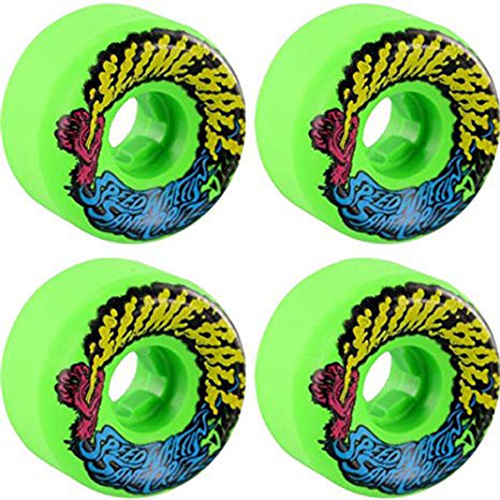 Santa Cruz - Slime Balls Vomit Mini Neon Green 56mm 97a