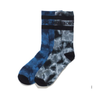 Santa Cruz - Tie Dye Strip Sock