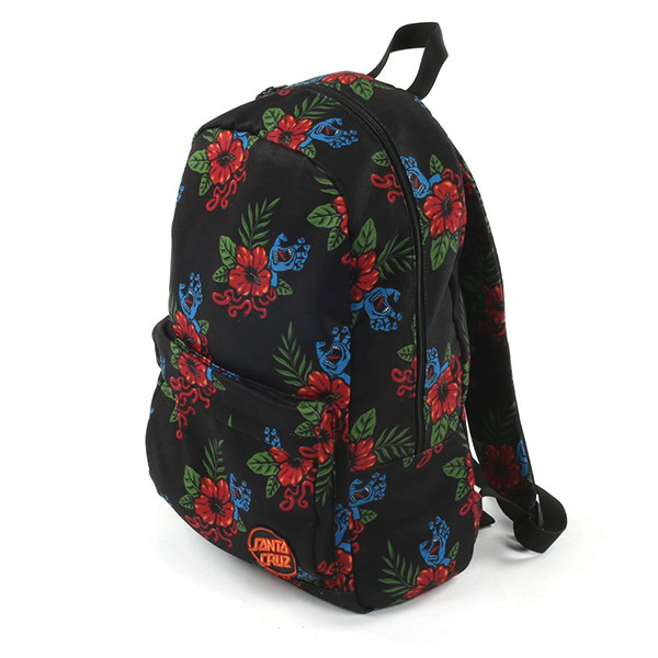 Santa Cruz - Vacation Backpack Black