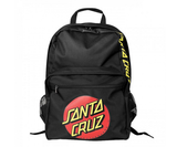Santa Cruz - Classic Dot Backpack Black