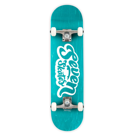 Welcome - Magilda On Wicked Princess Lavender/Teal 8.125""