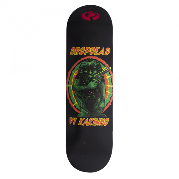 Drop Dead - NK2 Serie Grower Pro Model Vi Kakinho Deck 8.4