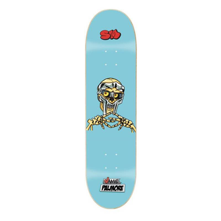 Real Skateboards - Notary Busenitz Deck 8.25""