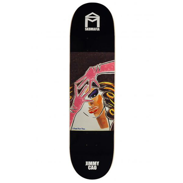 "SK8MAFIA - Cao Feel For You 8.0"" Deck"