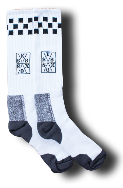 Sk8Sox - Pool Tile Adult Socks