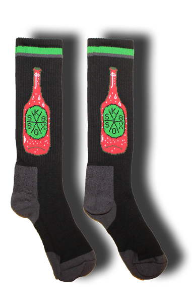 Sk8Sox - Soft Drink Youth/Womens Socks