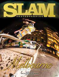 Slam Skateboarding Magazine - 211