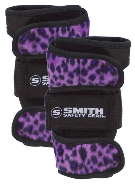 SMITH  - Wrist Guard - Leopard Purple