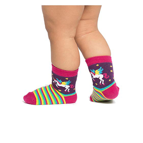 Sock It To Me - Winging It Toddler Crew Socks