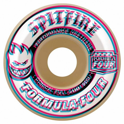 Spitfire - Formula Four Overlay Conical Full 99 Duro
