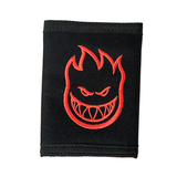 Spitfire - Wallet Big Head Black