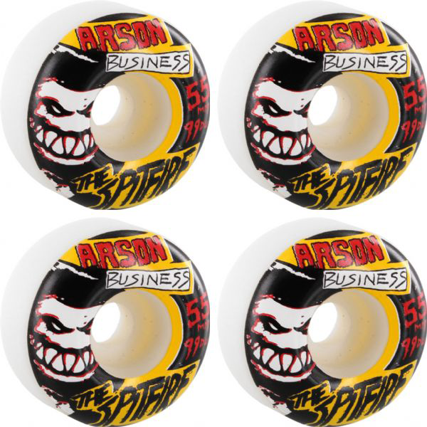 Spitfire - Arson Business 55mm 99a Wheel