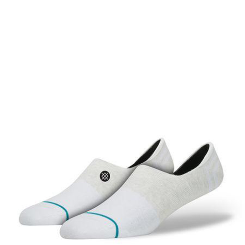 Stance - Gamut 3 Pack White No Show Socks