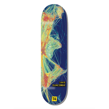 Grizzly - Irie Tie Dye Stamp Grip Tape Sheet