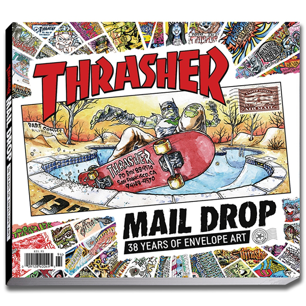 Thrasher - Mail Drop Book