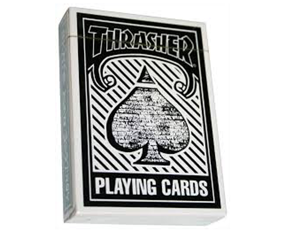 Thrasher - Playing Cards