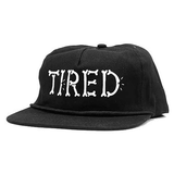 Tired - Adjustement Bones Black Cap