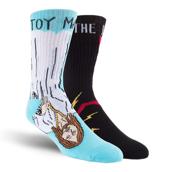Toy Machine - Bury The Hatchet Socks