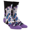 Toy Machine - Barf Sect Socks Purple Multi