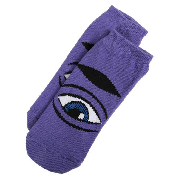Toy Machine - Sect Eye Ankle Sock Purple