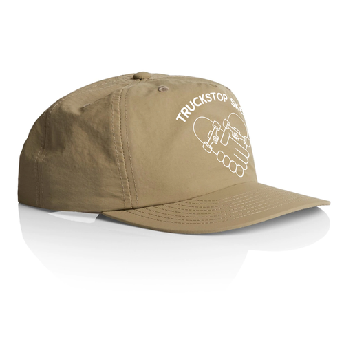 Truckstop Sk8 - Unstructured Quick Dry Hat
