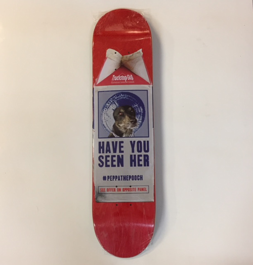 Truckstop Sk8 - Have You Seen Her Deck