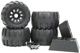 Urban Skater - Off Road Kit - 4PK