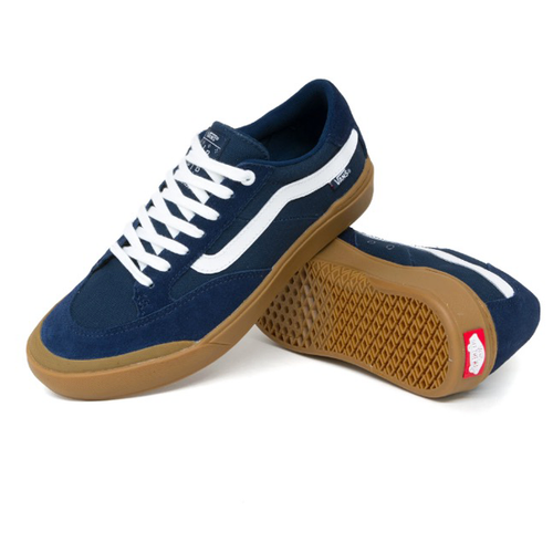 Vans - Berle Pro - Dress Blues/Gum Shoes