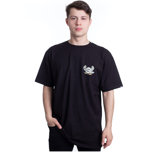 Vans - Cheers SS Black T-shirt