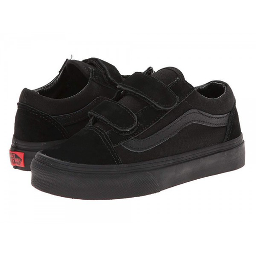 Vans - Kids Old Skool V Black/Black