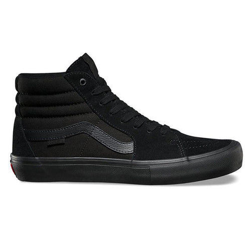 Vans - Sk8-Hi Blackout Pro (Suede/Canvas)