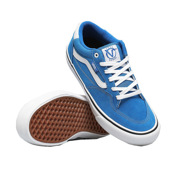 Vans - Rowan Pro Director Blue Shoes