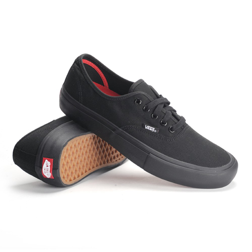 Vans - Authentic Pro Black/Black