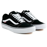 Vans - Old Skool Pro Black/White
