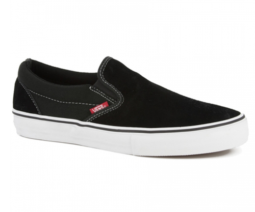 Vans - Slip On Pro Black/White
