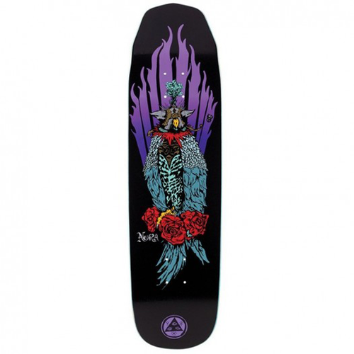 "Welcome - Nora Vasconcellos Peregrine On Wicked Queen 8.6"" Black/Purple"