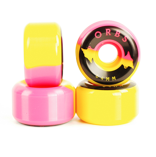 Welcome - Orbs Specters 54mm Wheels Pink/Yellow