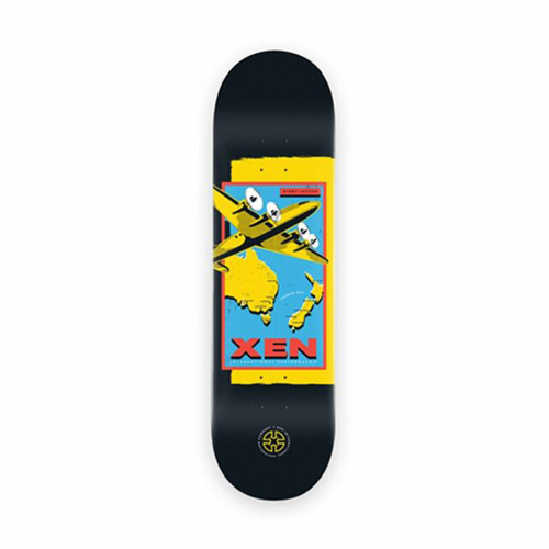 XEN SKATEBOARDS - Digby Luxton Series Decks