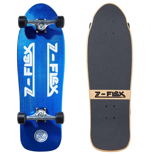 Z Flex - 80's Blue Crystal Z-Bar Cruiser