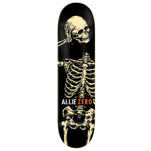 "Zero Skateboards - Jon Allie Headcase 8.5"" Deck"
