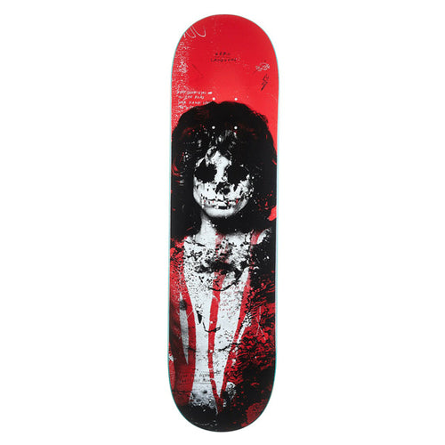 "Zero Skateboards - The Club 27 Tommy Sandoval 8.125"" Deck"